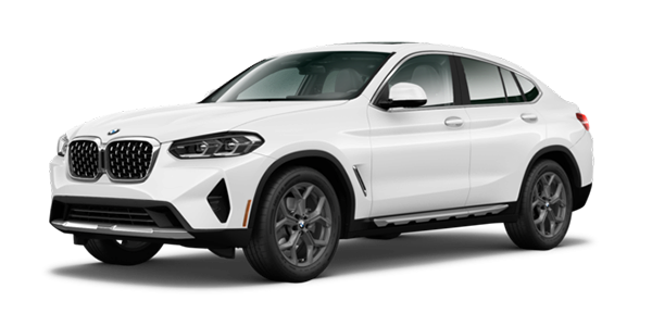 2022 xDrive30i BMW X4 AT THE BMW STORE