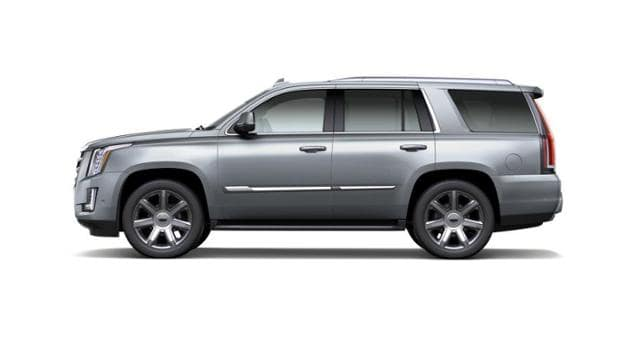 New Cadillac SUV