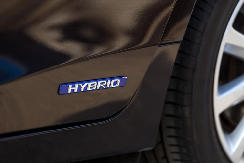 New Hybrid Vehicle