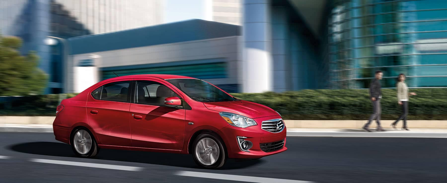 Why The 2018 Mitsubishi Mirage Is A Good Fit For Saipan