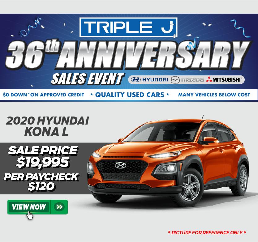 2020 Hyundai Kona L