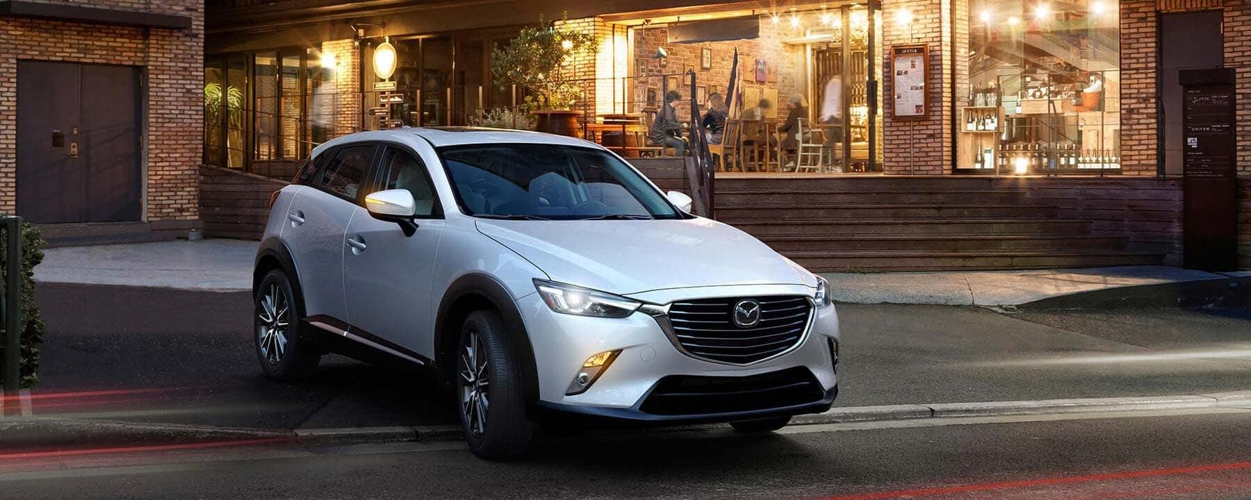 2017 Mazda CX-3 Lineup