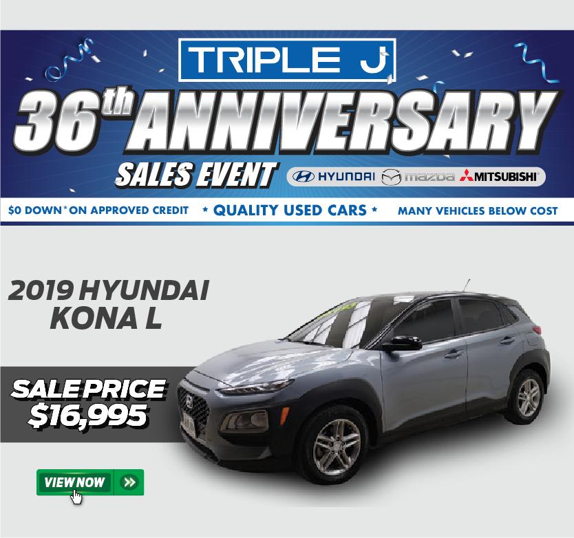 2019 Hyundai Kona L