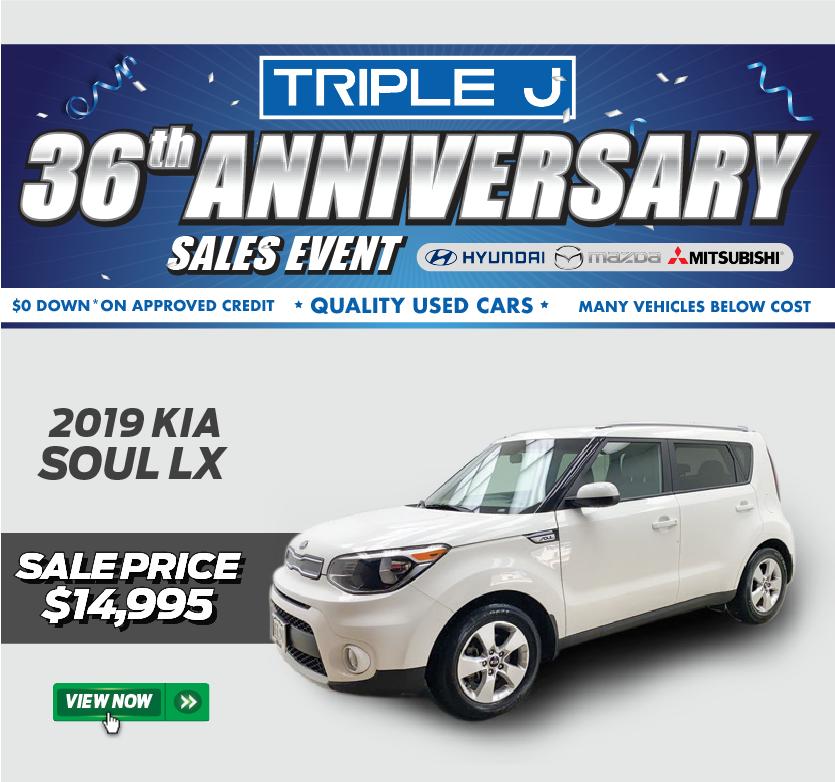 2019 Kia Soul LX