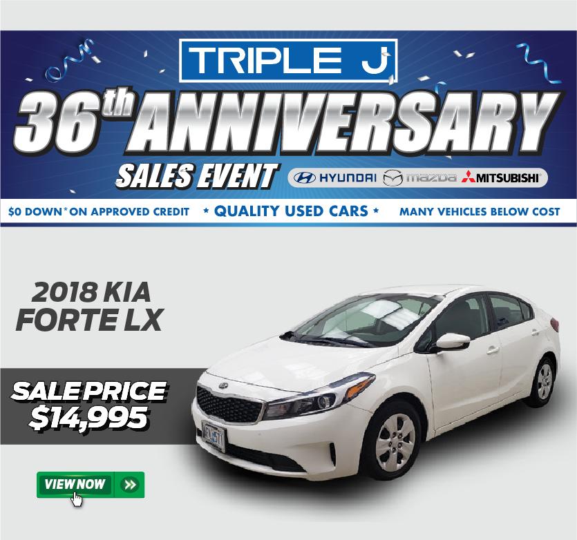2018 Kia Forte LX