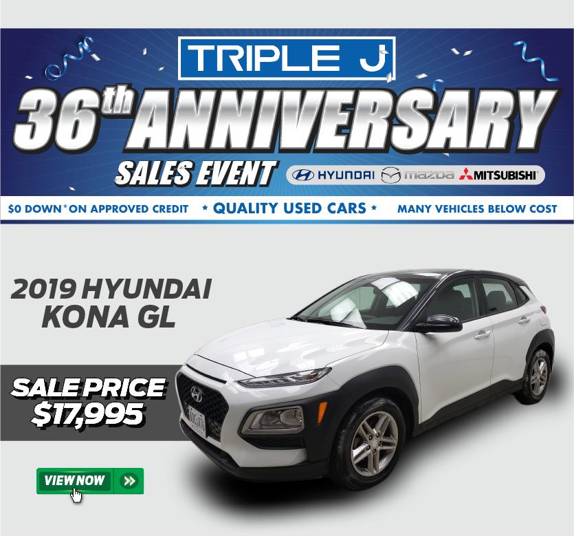 2019 Hyundai Kona GL