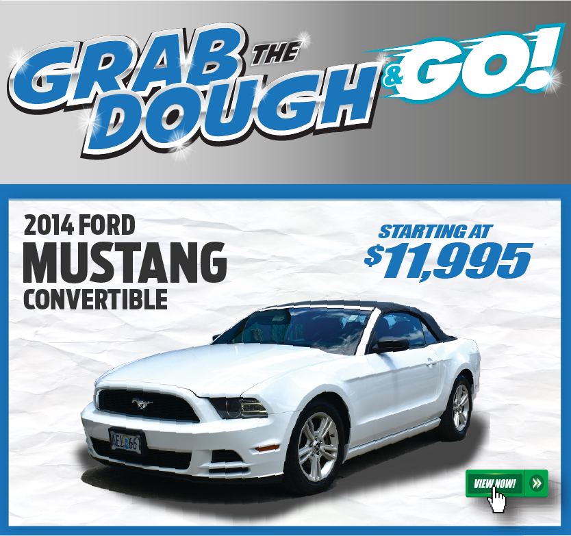 2014 Toyota Mustang Convertible