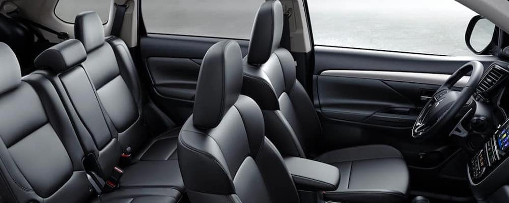 2019 Mitsubishi Outlander Interior Dimensions Features