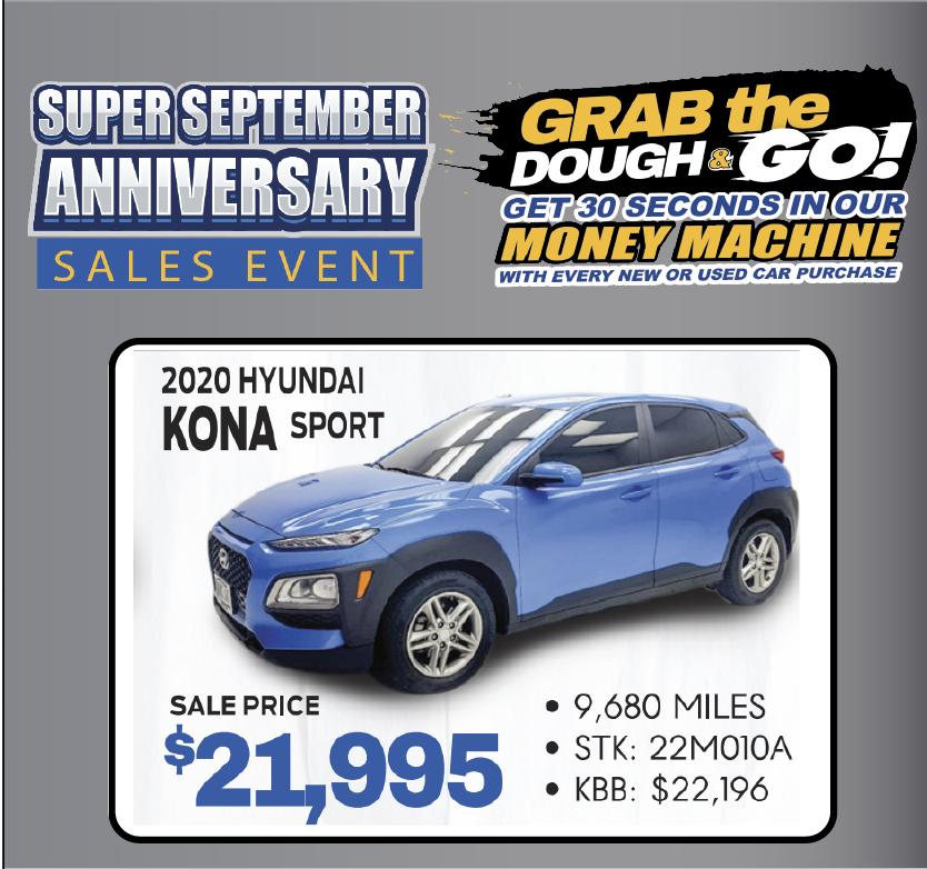 2020 Hyundai Kona Sport