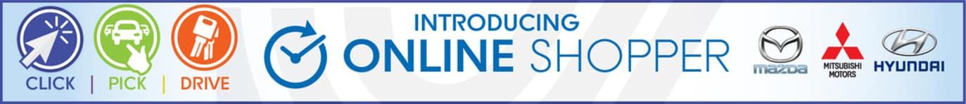 Online Shopper Saipan
