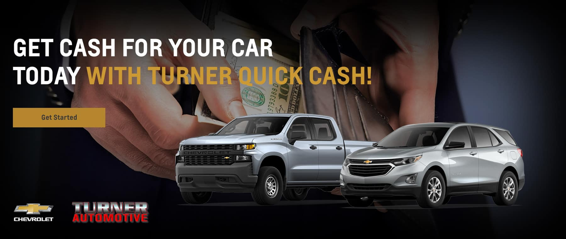 Get Cash for Your Car Today with Turner Quick Cash!