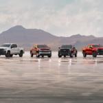 All of Trim Levels of the 2021 Chevrolet Silverado 1500