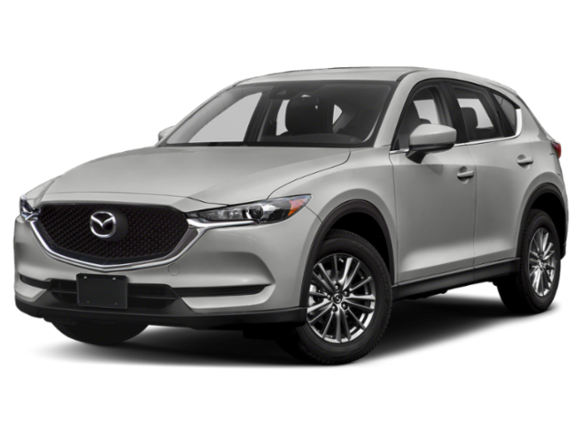 Gray 2019 Mazda CX-5