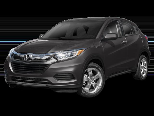 Dark gray 2019 Honda HR-V