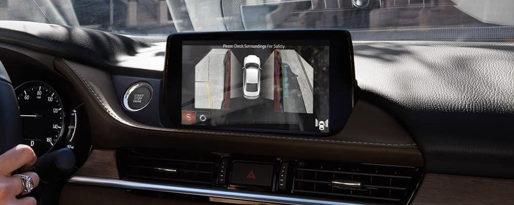 2020 Mazda6 screen