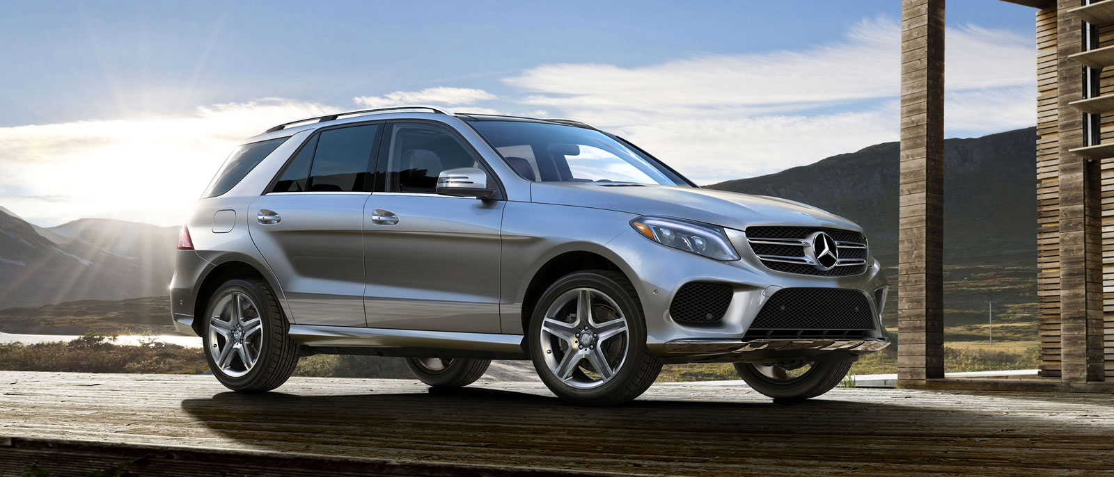 2016 mercedes benz gle suv riverside mercedes benz dealer for Mercedes benz suv models