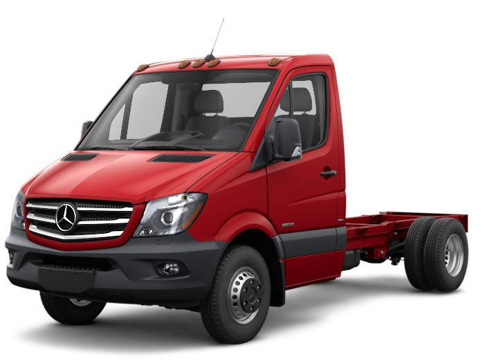 2016 Chassis Cab