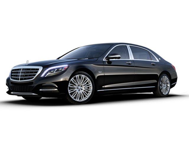 2016 Mercedes-Benz S-Class Maybach 600