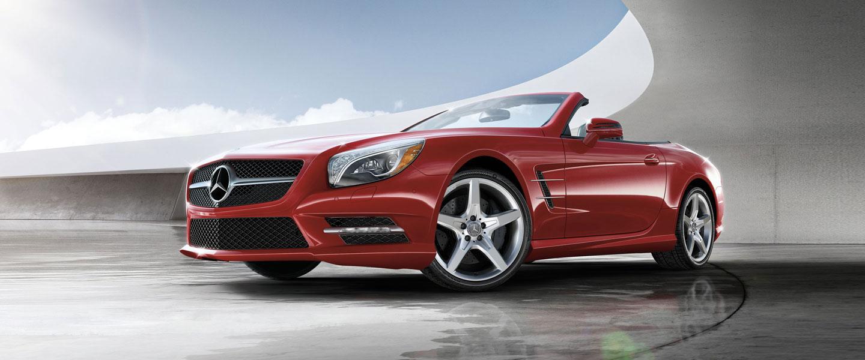 2016 Mercedes-Benz SL-Class Convertible in CA