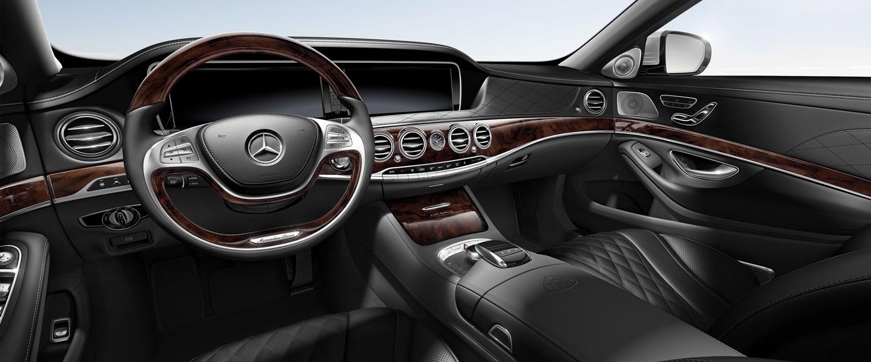 Walnut Mercedes Benz E Steering Wheel For Sale