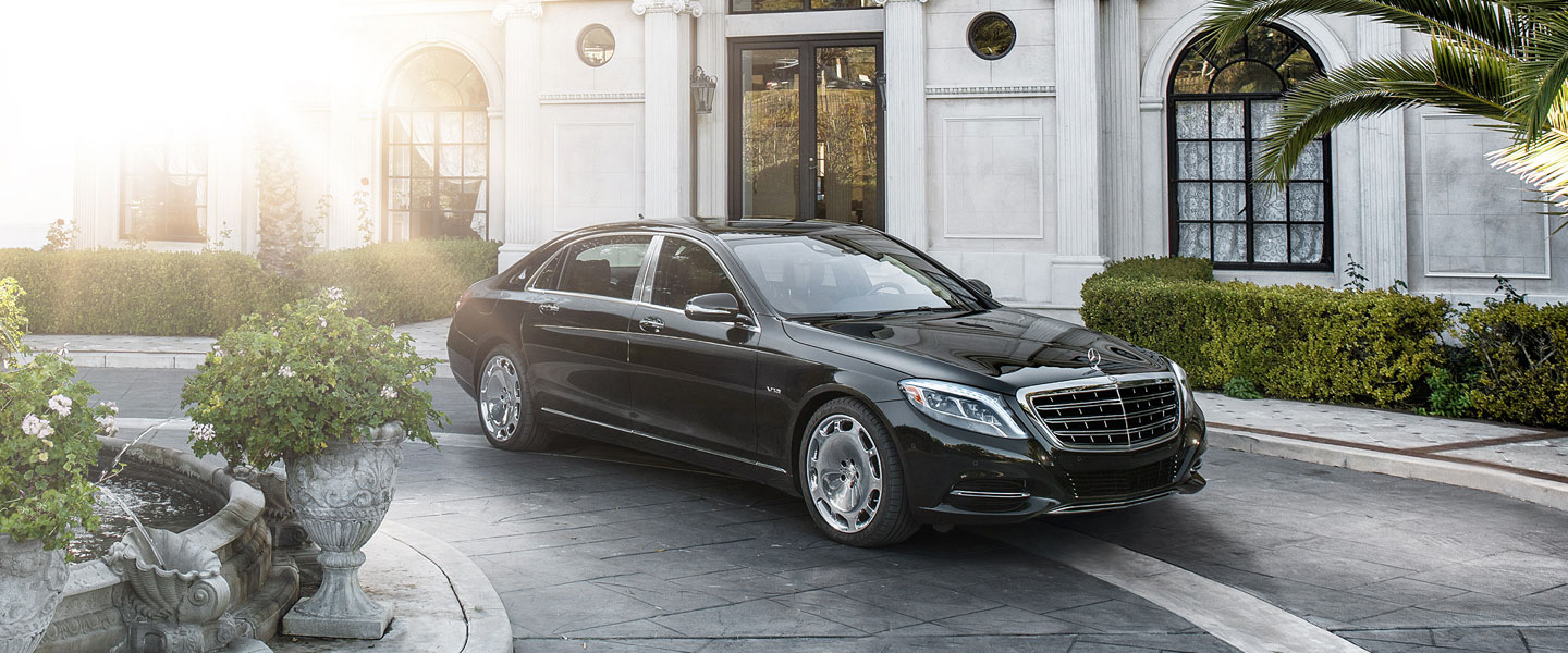 2016 Mercedes-Maybach S600 in Riverside