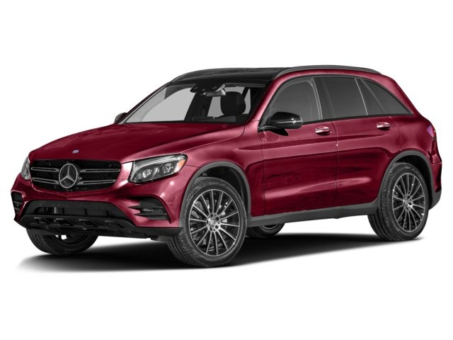 2017 Mercedes-Benz GLC 300 Lease Special