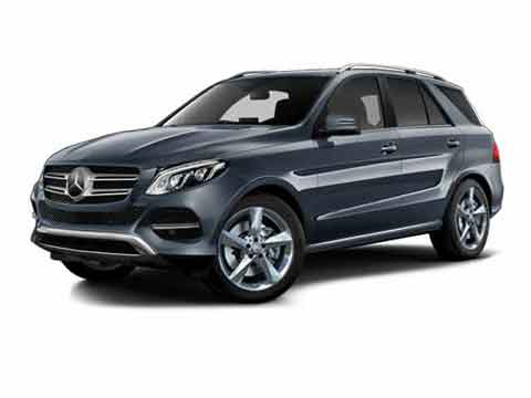 2017 Mercedes-Benz GLE 350 Lease Special