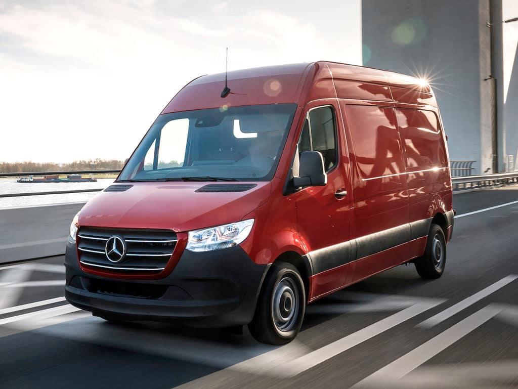 2020 Sprinter 2500 Passenger Van Lease Special