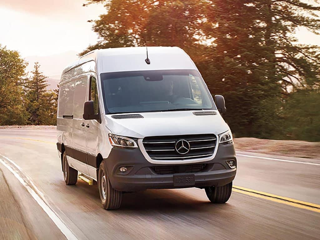 2020 Sprinter 2500 Cargo Van Lease Special