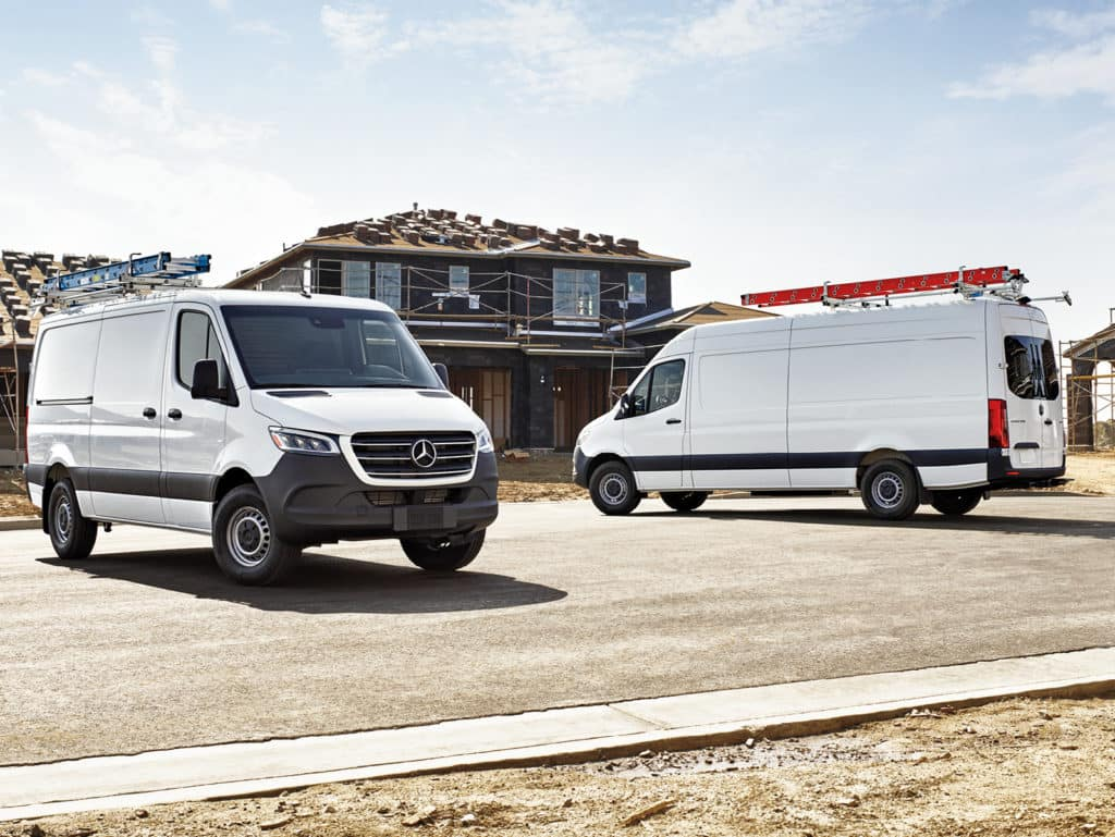 2019 Sprinter Van Finance Special