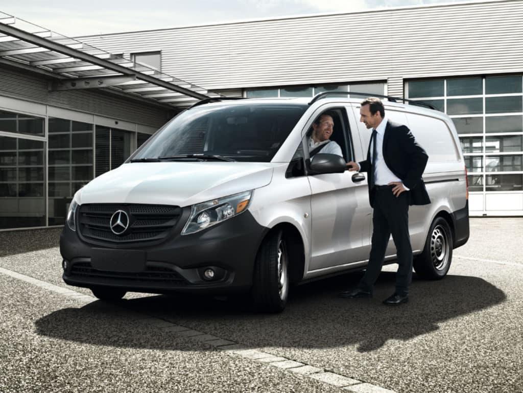 2019 Metris Cargo Van Lease Special
