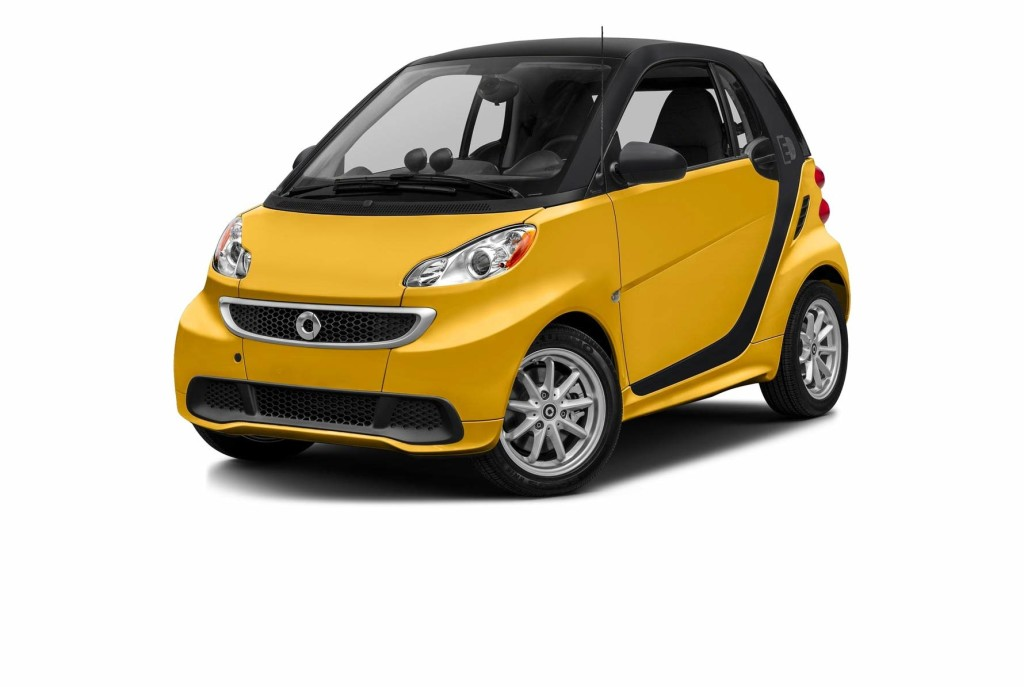 2016 smart fortwo coupe Lease Special