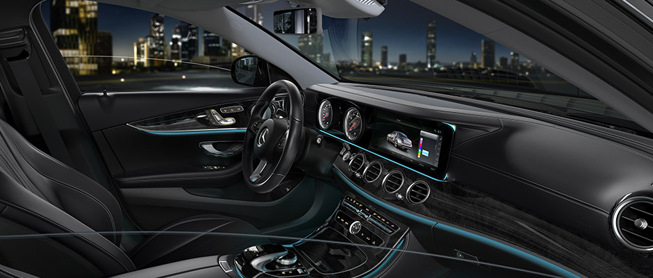 2017-Mercedes-Benz-E-Class-sedan-interior