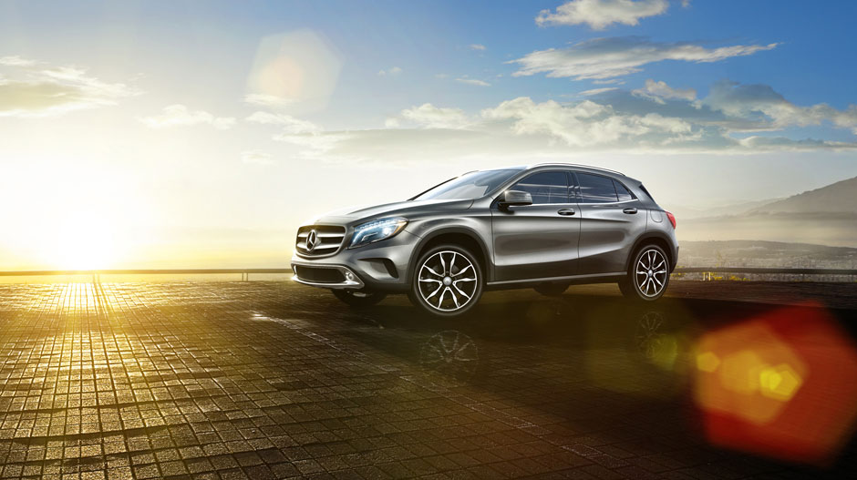 2017 Mercedes-Benz GLA in Riverside