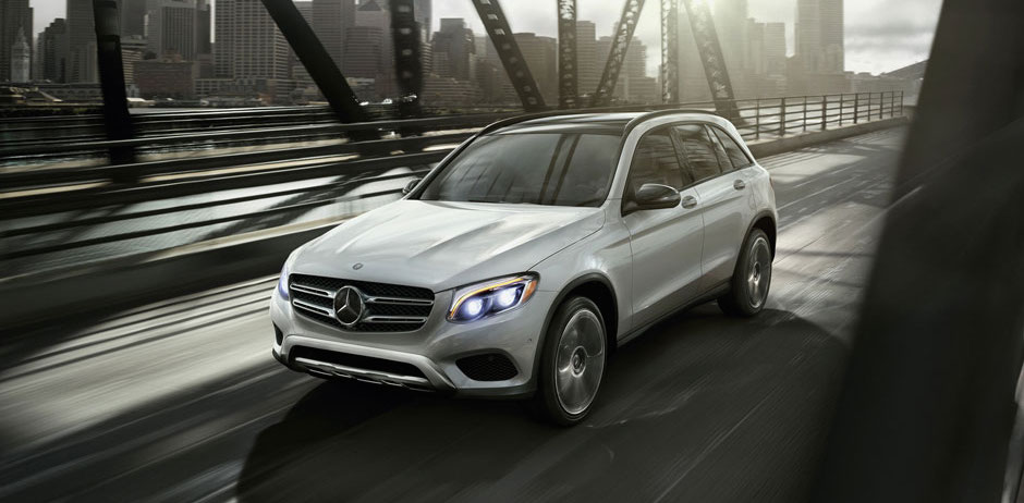 2017 Mercedes-Benz GLC design