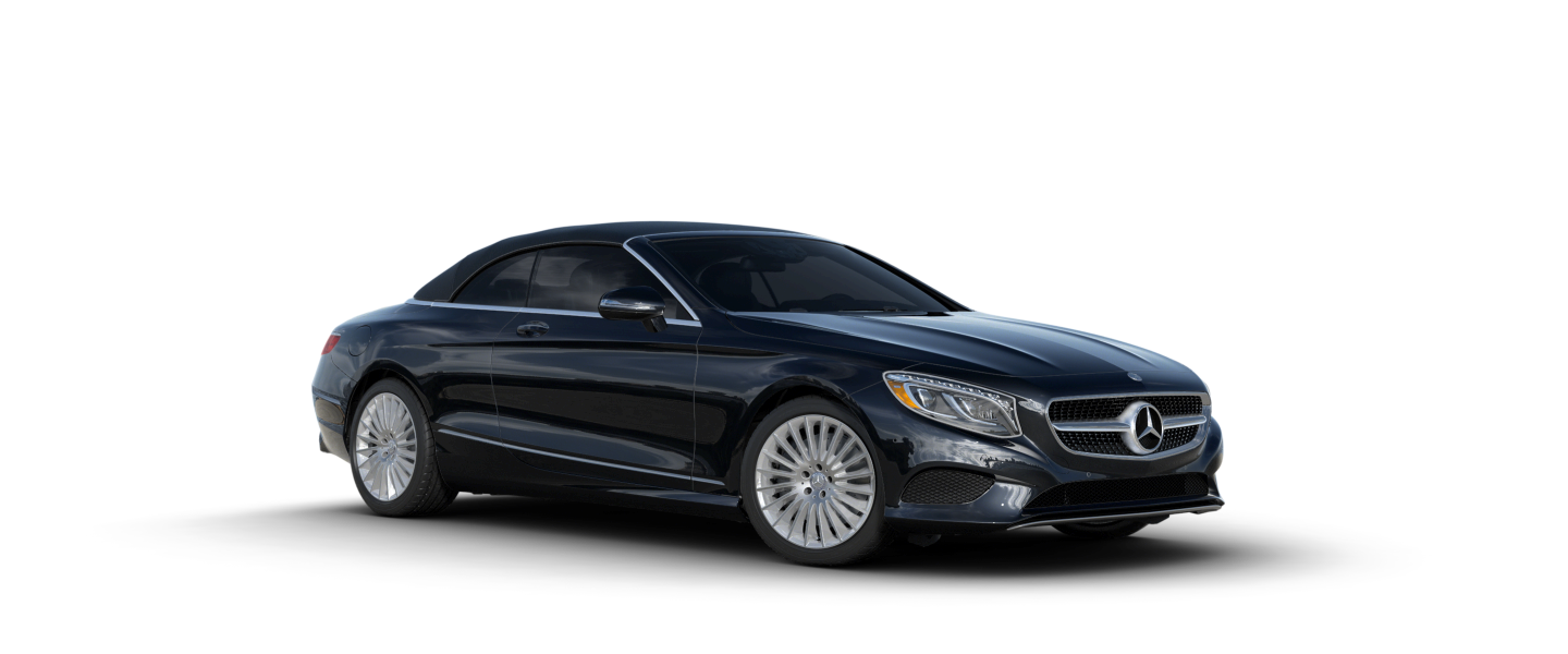 2017 Mercedes-Benz S-Class Cabriolet in Riverside