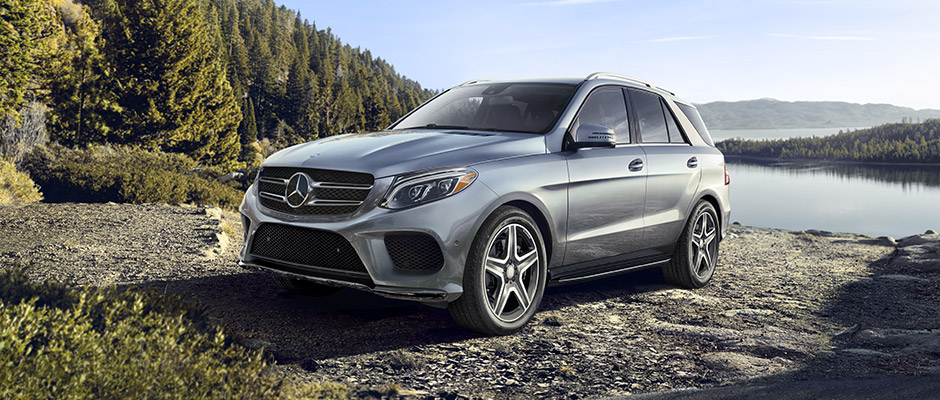 2017 Mercedes-Benz GLE exterior