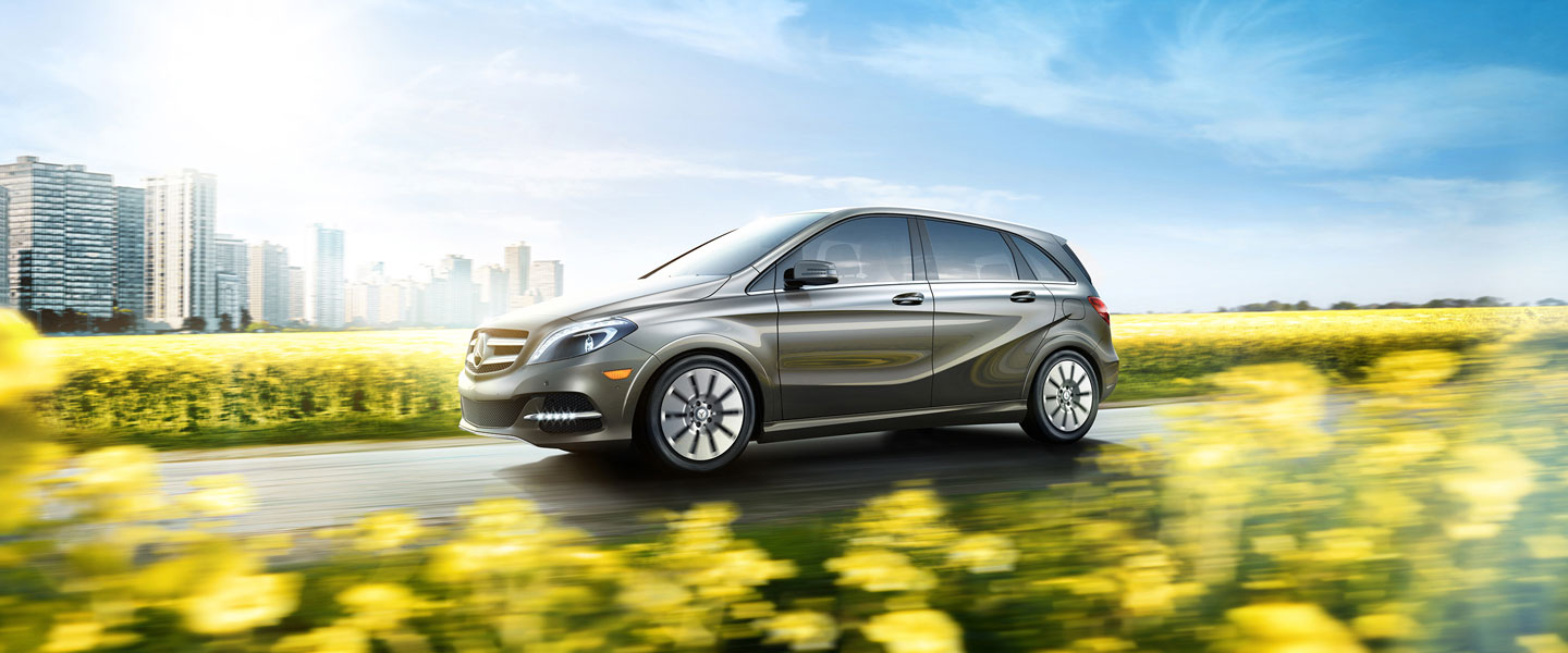 2017 Mercedes-Benz B-Class performance