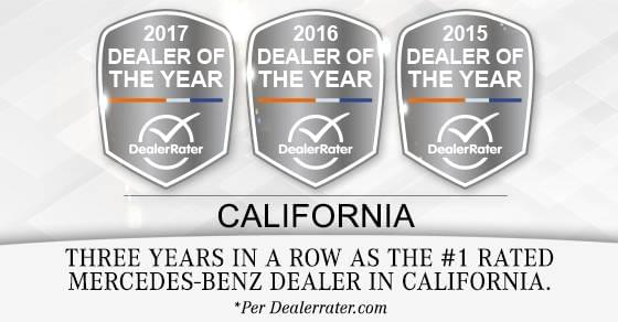1 mercedes benz dealer in california walter 39 s mercedes for Walters mercedes benz riverside