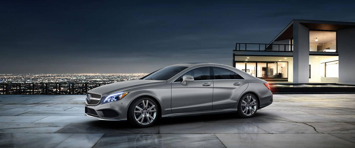 2017 Mercedes-Benz CLS Coupe design
