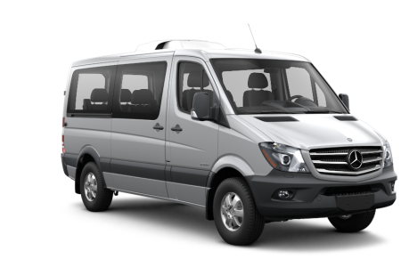 2017 Sprinter Passenger Van near Orange County