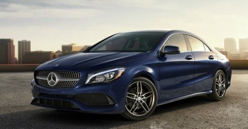 Mercedes-Benz CLA 250 for sale near Orange County
