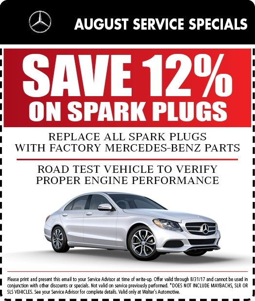 Mercedes benz service discount coupons