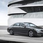 Mercedes-Benz S-Class sedan