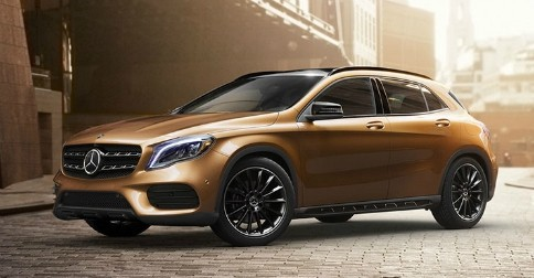 2018 Mercedes-Benz GLA 250 near Orange County