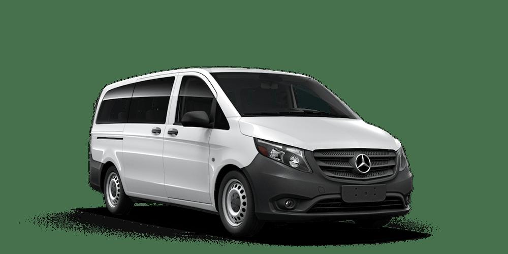 2018 Metris Passenger Van white BG