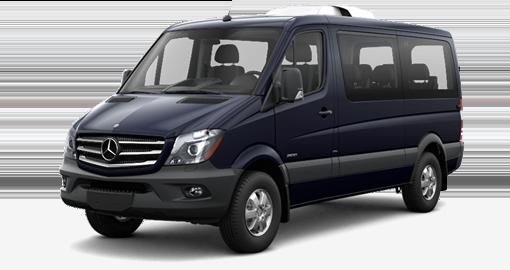 2019 Sprinter 2500 Passenger Van Lease Special