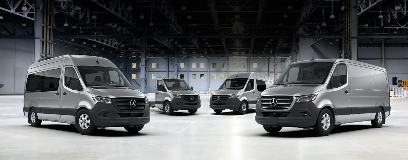2019 Mercedes-Benz Sprinter Vans For Sale in Riverside