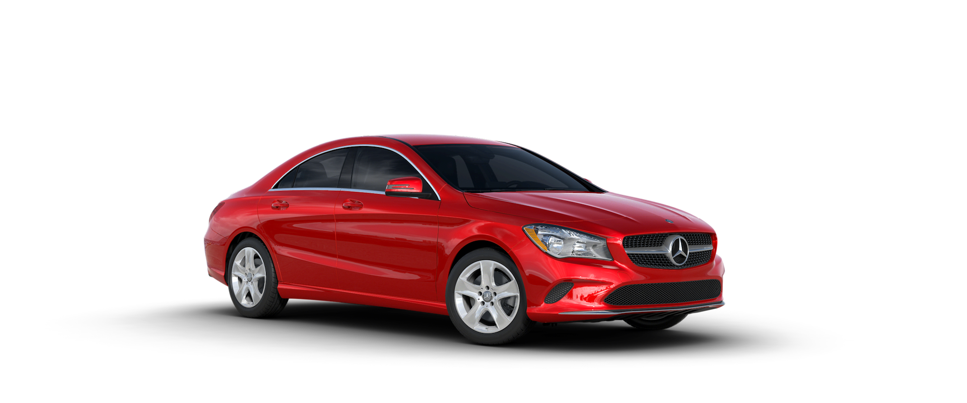 Mercedes-Benz CLA Service Intervals
