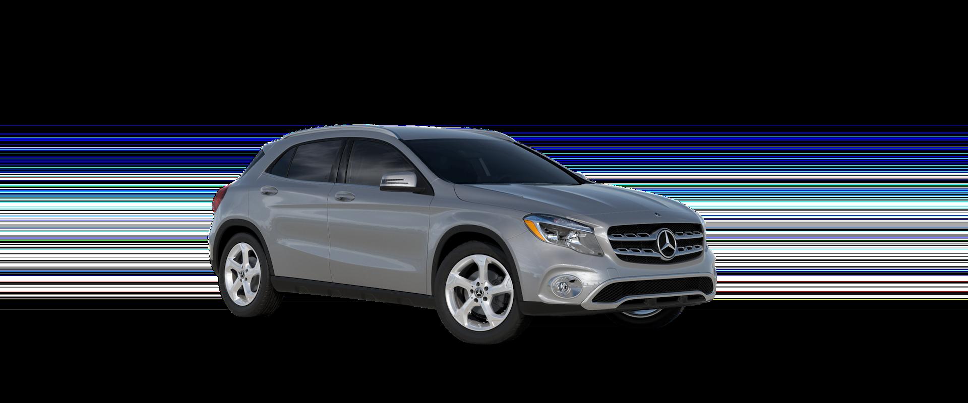 Mercedes-Benz GLA Service Intervals